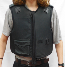 reconditioned bullet and Stab Proof Vest